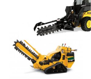 Trencher rentals in Provo and Utah County