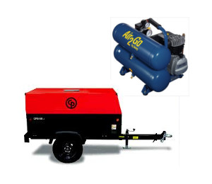 Compressor rentals in Provo and Utah County