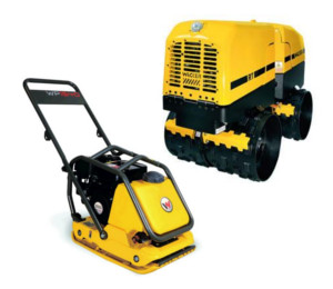 Compaction equipment rentals in Provo and Utah County