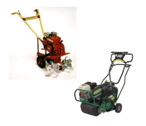 Landscape equipment rentals in Provo and Utah County