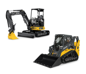 Earth moving equipment rentals in Provo and Utah County