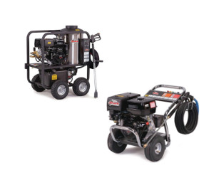 Pressure washer rentals in Provo and Utah County