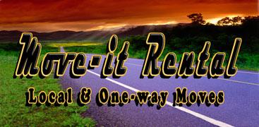 Moving Rentals in Orem UT, American Fork UT, Pleasant Grove Utah, Lehi UT, Provo UT.