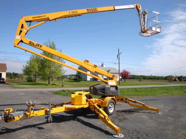 Where to find Boom Lift, 55  Towable  61  Work in Provo