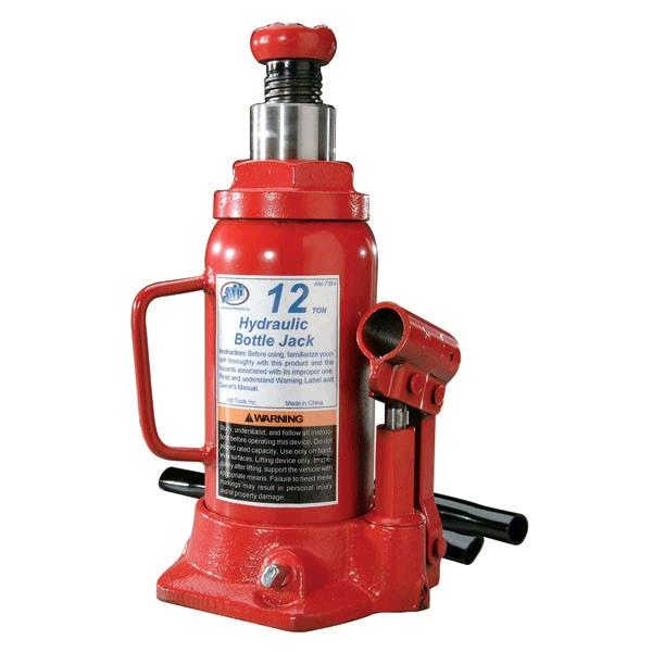 Where to find Hydraulic Jack, 12-1 2 Ton  Tall in Provo