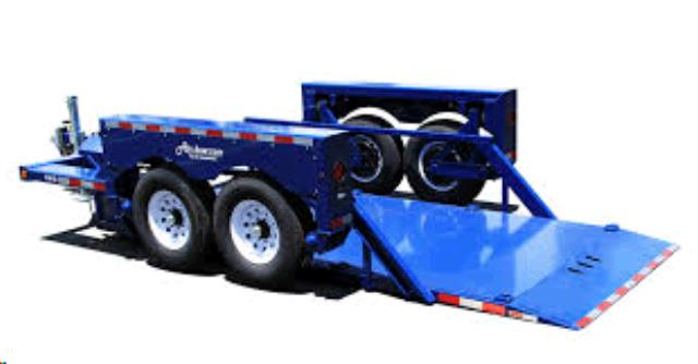 Where to find Trailer, Hydraulic Lift Deck 12,000lbs in Provo