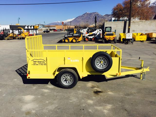Where to find Trailer, Utility 5  x 10   1990lbs in Provo