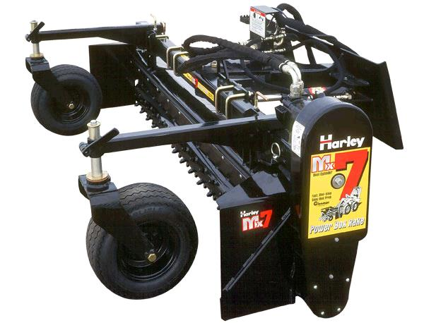 Where to find Harley Rake Attach. for Skid Steer, 6 in Provo
