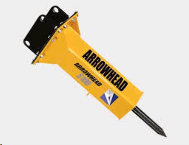 Where to find Breaker Attachment 750lb  50G ONLY in Provo