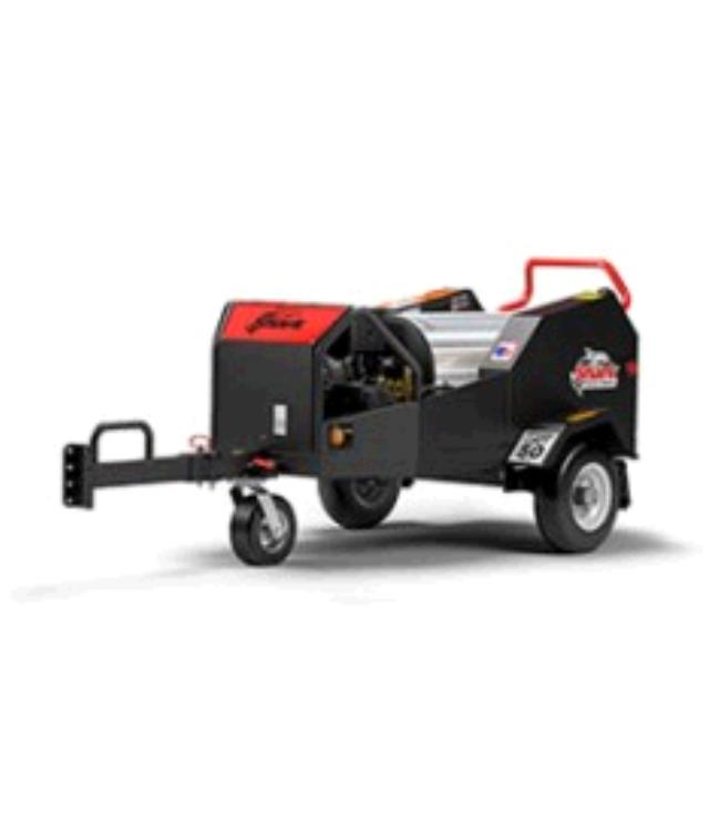 Where to find Pressure Washer, Hot Towabl 4KPSI 3.5Gal in Provo