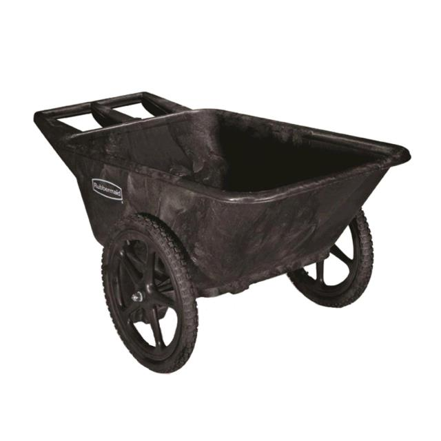 Where to find Yard Cart, 7.5 Cu Ft 300lb Capacity in Orem