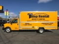 Rental store for 16  BOX TRUCK W RAMP in Provo UT