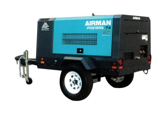 Where to find Air Compressor, 185 CFM Tow Behind in Provo