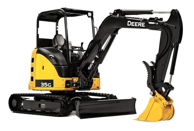 Where to find Mini-Excavator, Compact Med 7800LBS in Provo