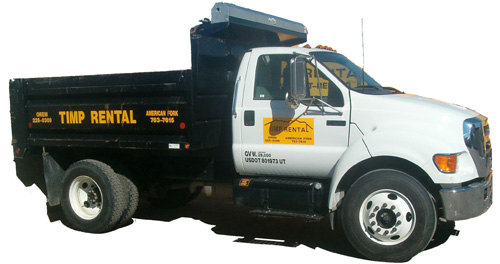 Where to find Dump Truck, 5yd  13,000lbs in Provo