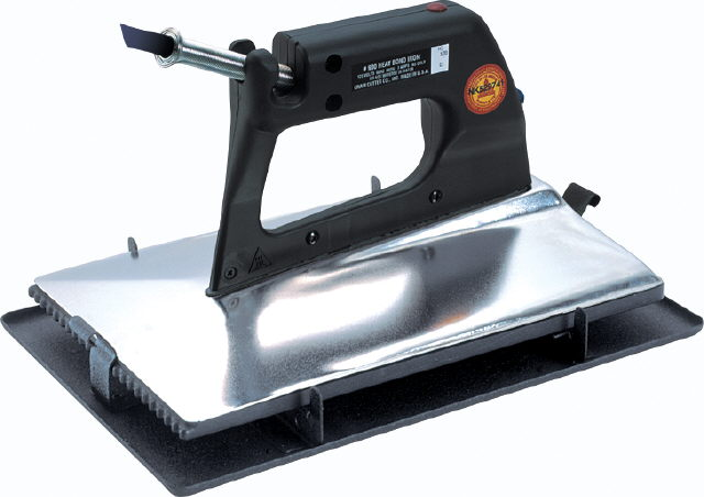 Where to find Carpet Heat Bond Iron w Tray in Provo