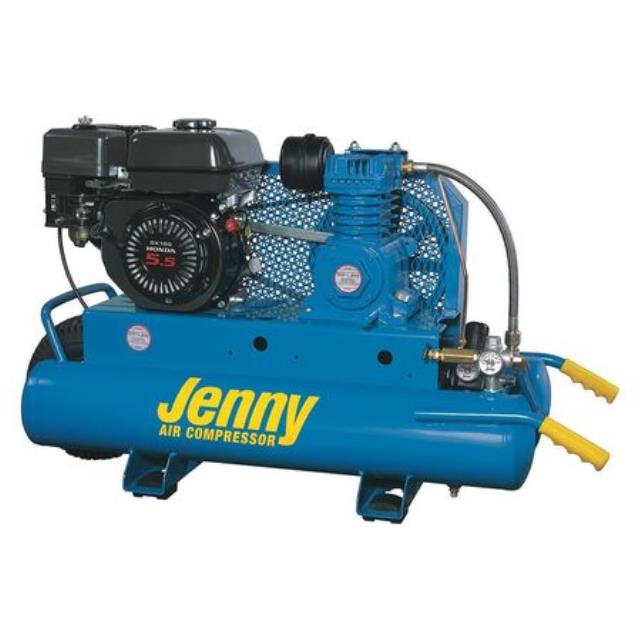 Where to find Air Compressor, 8 HP Portable Gas in Provo