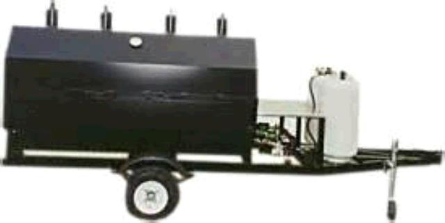 Tow Behind Bbq Grill 72 Inch X35 Inch Rentals Provo Ut