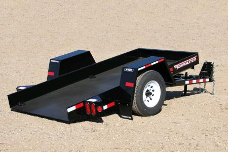 Where to find Trailer, 6 x12  Tow Master Tilt Deck in Provo
