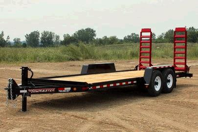 Where to find Trailer, Ramp 6 x20  Tow Master in Provo