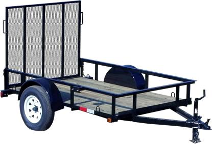 Where to find Trailer, Trencher 5 x10 in Provo